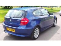 2008 58 BMW 116I ES AUTO 1.6 MOT 05/18(CHEAPER PART EX WELCOME)