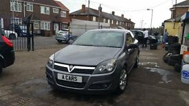 Grey Vauxhall Astra 1.4 For Sale