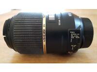 Tamron 90mm f2.8 macro usd lens