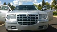 2008 Chrysler 300-Series chrome Sedan PRICE REDUCED