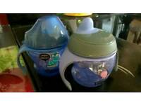 Tommie tippy weaning cups bundle new