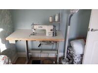 SIRUBA industry sewing machine