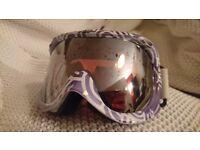 Quicksilver adult ski/snowboard goggles