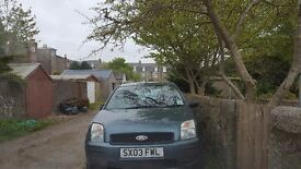 Ford fusion 1.4 TDCI 2003