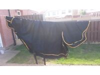 "Shires 5""9 horse rug"