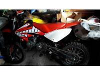 Welsh pitbike pit bike 150cc spares or repair