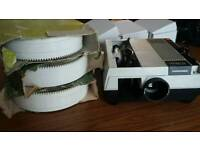 Slide projector. Hanimex Rondette 1500A