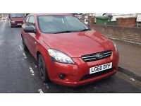 Kia pro ceed for sale or swaps