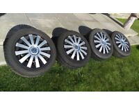 Winter Tyres - 185/60 R15