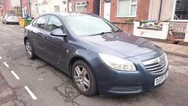 2009 VAUXHALL INSIGNIA 1.8 Petrol FOR SALE LOW MILEAGE