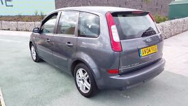 FORD C MAX 1.8 16V VERY GOOD CONDITION LOW MILEAGE 95000 MIL 12 MONTHS MOT DRIVE PERFECT