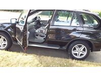 BMW X5 Full MOT Mint condition great runner