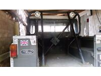Land Rover Series Roll over bar / Roll cage