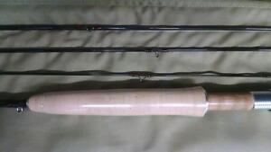 Thomas and Thomas ESP 765-4 fly rod