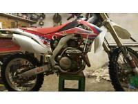 2014 crf 450