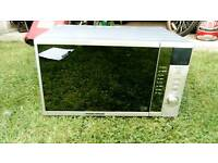 Microwave/grill morphy richards