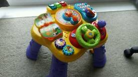 VTech Star Activity Table baby