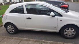 Vauxhall Corsa lite
