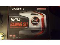 Gigabyte GA-990X-Gaming SLI Socket AM3+ ATX Motherboard (STILL AVALIABLE)