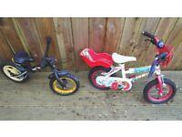 Bratz & Spiderman Bike