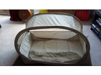 Samsonite Pop-Up Travel Bubble cot