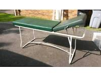 Medical, massage, physiotherapy table