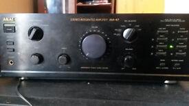 AKAI AM-47 stereo amplifier