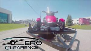 Stinger Zero Clearance Trailer