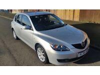 Mazda 3 ts2 56reg 81000 miles MOT hpi clear £950 NO OFFERS