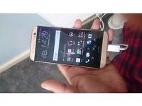 ! HTC ONE M8 GOLD UNLOCKED !
