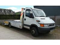2001 iveco recovery truck good order £4650
