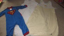 Sleeping bag bundle 6-18 month