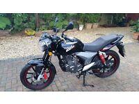 KSR moto code x 2015 125cc motorbike