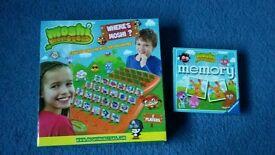 Moshi Monster games