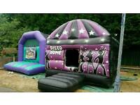 Buisnes for sale.Disco domes.bouncy castles.inflatable slides.zorb balls.candy floss