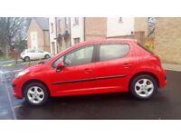 2009 Peugeot 207 1.4 Hdi 75Bhp........NICE LITTLE CAR