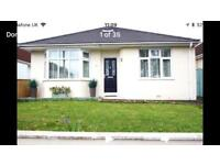 Lovely Refurbished 3 Bed Chalet Bungalow