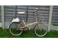 Ladies 3 speed shopper bike