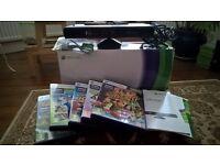 Xbox 360 Kinect & Games Bundle