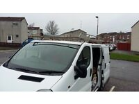 Roof rack for Vivaro fit Trafic and Primaster as well