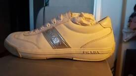 Prada trainers size 37/ 4