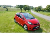 TOYOTA AYGO MOVE WITH STYLE ONLY 32K SERV.HIST.