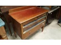 FREE Edwardian mahogany chest of drawer(s)