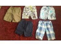 Boys 6-7 shorts