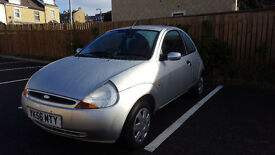 Ford Ka 1.3 Reliable with Full service history. Low Mileage