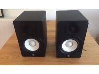 Yamaha HS50M Studio Monitor Speakers x 2