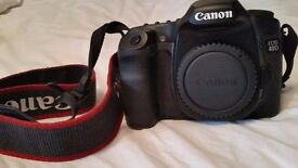Canon 40D camera body only