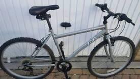 Unisex Trax TR1 Mountain Bike. £50