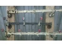 Cloakroom hangers