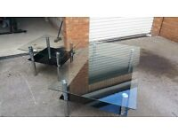 Glass tables - Barker and Stonehouse